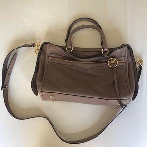 Rebecca Minkoff Bedford Zip Satchel purse